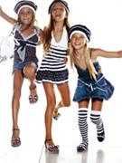 Детская мода сезона весна-лето